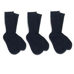 HOSIERY - Dress Socks-3 Pack
